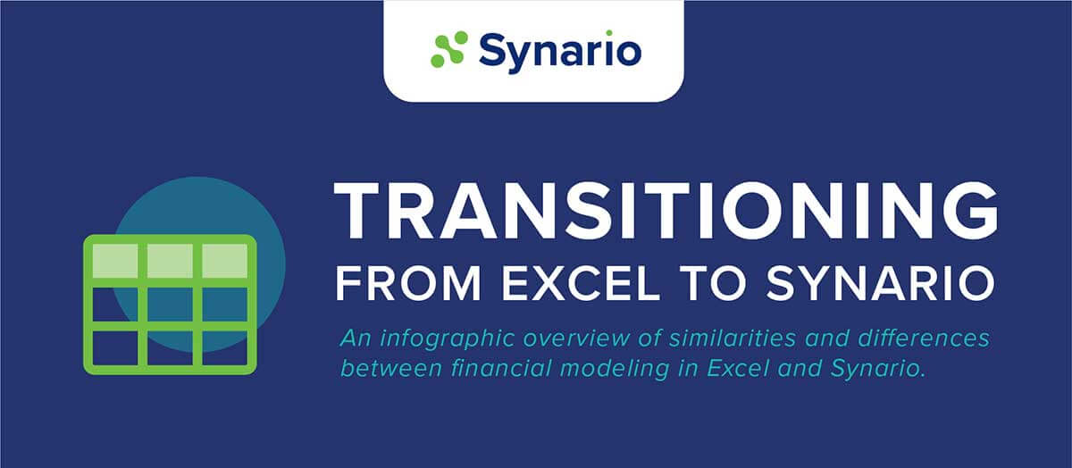 Transition From Excel Header