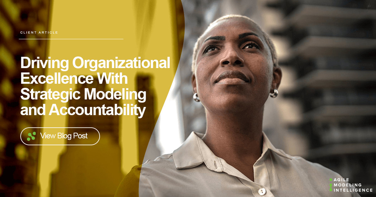 Driving Organizational Excellence With Strategic Modeling and Accountability