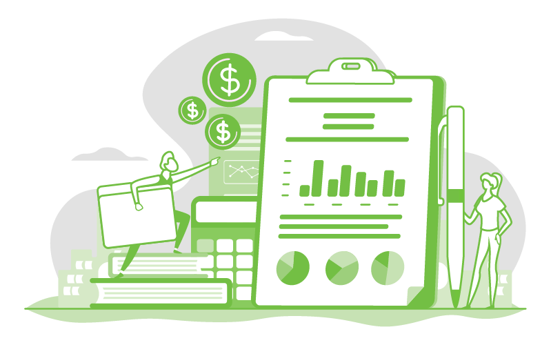 Real time financial modeling