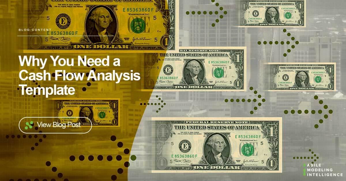 Cash Flow Analysis template blog