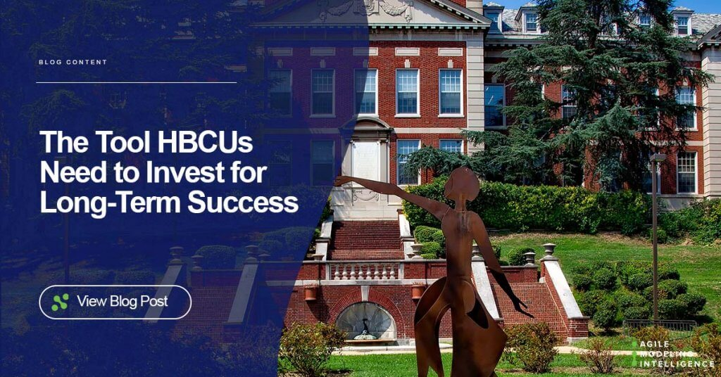 The Tool HBCUs Need to Invest for Long-Term Success